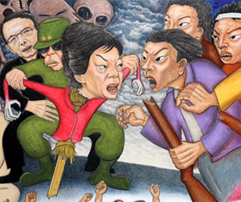 Beyond The Detail: Censorship At The Gwangju Biennale