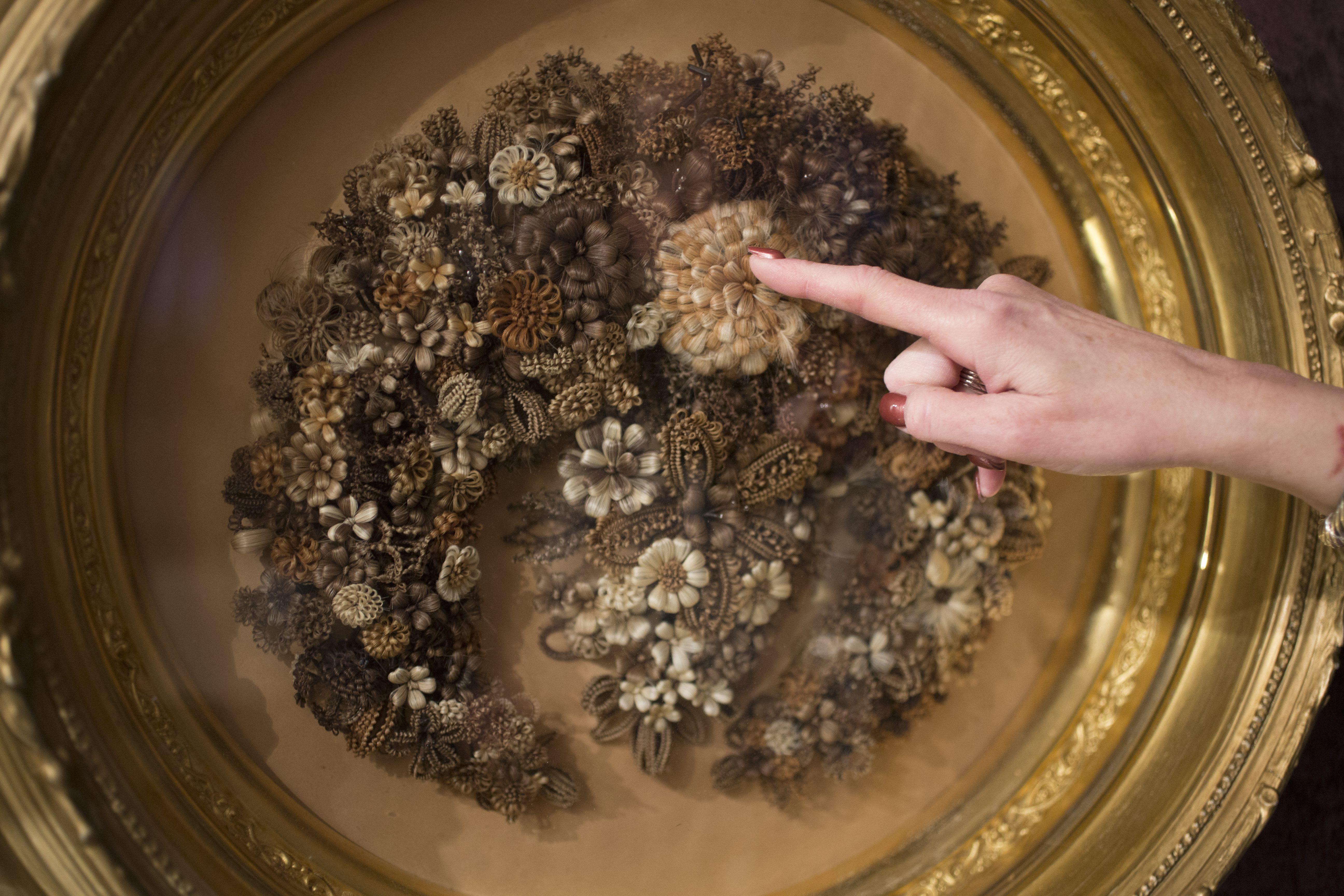 Hair Wreath - Rockford