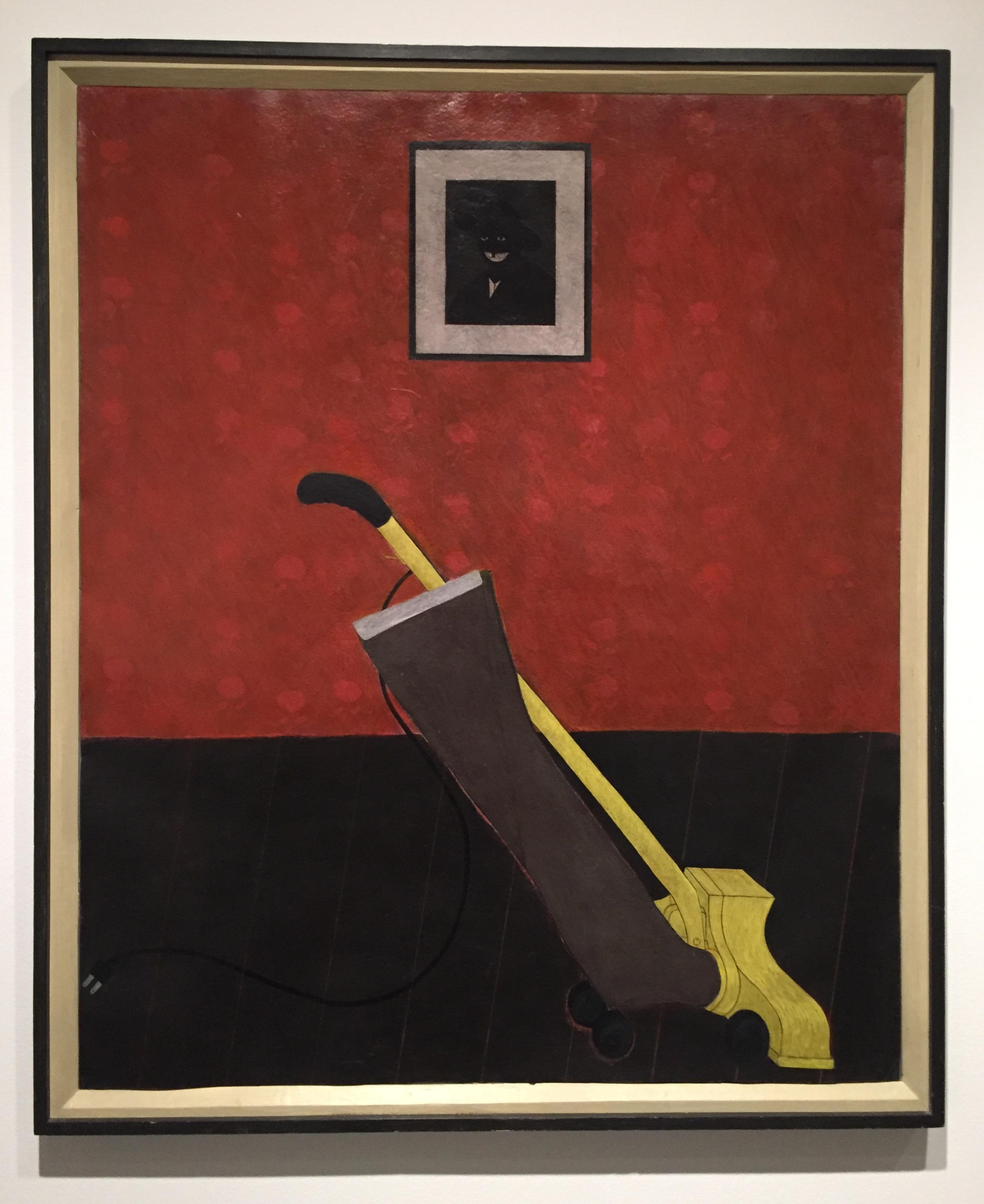 Modern Art Vaccum
