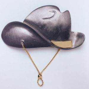 A jaunty hat