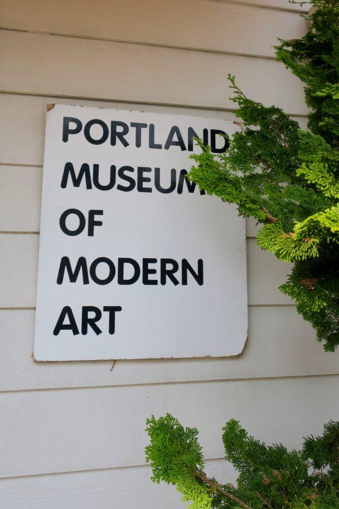 portland museum of modern art
