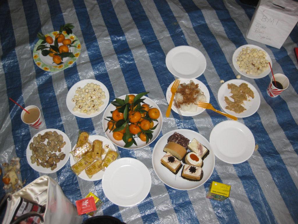 Fragrant Harbor feast
