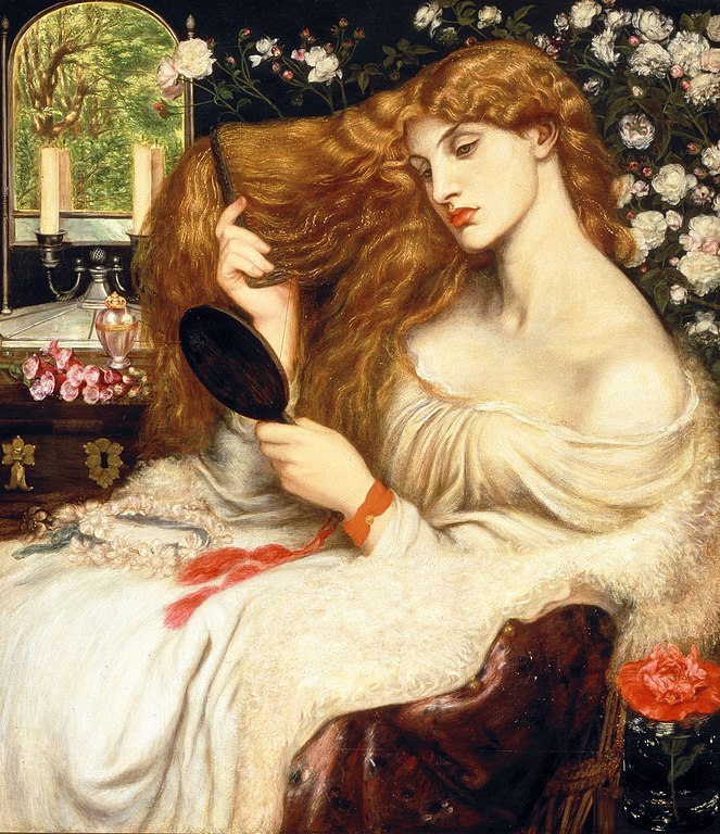 A Lock Of Hair A Bite Of Fruit Sexual Economics In Goblin Market